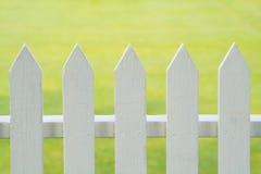 Pfosten-Zaun Stockbilder