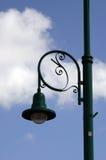 Pfostenlampe Stockbilder