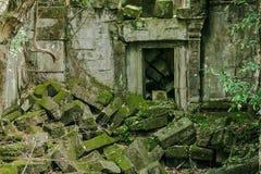 Pfropfen Mealea-Schloss, Khmer-K?nigreich stockfotos