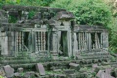 Pfropfen Mealea-Schloss, Khmer-K?nigreich lizenzfreie stockbilder