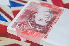 50 Pfund Lizenzfreies Stockfoto