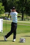 PGA赞成马特每发球区域射击 免版税图库摄影