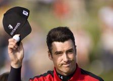 灰俱乐部欧洲高尔夫球肯特伦敦开放pga 免版税图库摄影