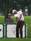 PGA golfer Stewart Cink Royalty Free Stock Images