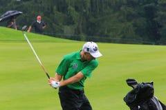 PGA-golfervJim Furyk Stockfotografie