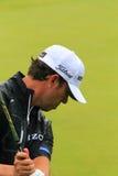 PGA golfing pro Scott Piercy Royalty Free Stock Photo