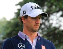 PGA golfista Adam Scott zdjęcia royalty free