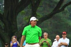 PGA-Golfspieler Phil Mickelson Lizenzfreies Stockbild
