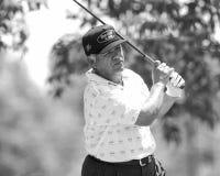 PGA-legend Lee Trevino royaltyfria foton