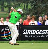 PGA player Phil Mickelson Royalty Free Stock Image