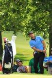PGA Pro Dustin Johnson Obrazy Royalty Free