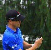 PGA-pro-golfare Zach Johnson Royaltyfria Foton