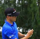 PGA Pro golfer Zach Johnson Royalty Free Stock Photos