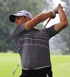 PGA Pro Sergio Garcia Royalty Free Stock Photography