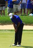 PGA pro Tiger Woods Royalty Free Stock Image
