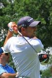PGA tour pro Sergio Garcia Stock Image