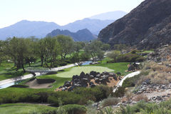 Pga west golf course, ca Stock Photography