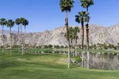 Pga West golf course, Palm Springs, California Stock Image