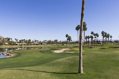 Pga West golf course, Palm Springs, California Stock Photo