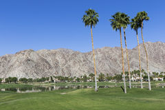 Pga West golf course, Palm Springs, California Stock Image