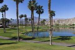 Pga West golf course, Palm Springs, California Stock Photography
