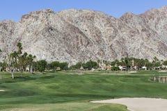 Pga Zachodni pole golfowe, palm springs, Kalifornia fotografia stock