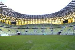 PGE Arena-Stadion in Gdansk, Polen Stockfotografie