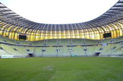 PGE Arena Stadium in Gdansk, Poland Stock Photography