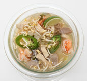 Ph� (Pho) Noodles  Stock Photography