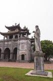 "Phà catedral ‡ m de t ¡ Diá do"" em Ninh Binh Province, Vietname Fotos de Stock Royalty Free"