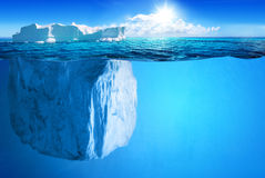 Phénomène et durée de nature sur la terre. Images libres de droits
