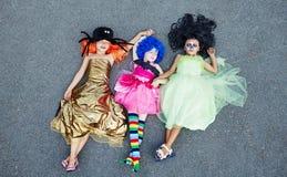 Phénomènes de Halloween Images libres de droits