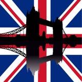 πύργος του Λονδίνου γε&ph Στοκ Φωτογραφίες