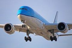 PH-BHC: Linhas aéreas Boeing 787-9 Dreamliner de KLM Royal Dutch imagem de stock royalty free