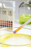 Ph indicator Royalty Free Stock Photography