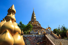 Pha儿子Keaw寺庙 免版税库存照片