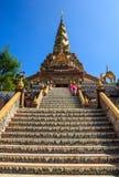 Pha儿子Keaw寺庙 库存照片