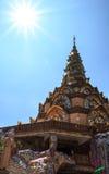 Pha儿子Keaw寺庙 库存图片