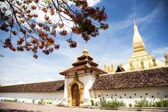 Pha-εκείνο το Luang Στοκ Φωτογραφίες