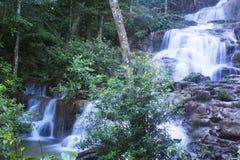 Pha Charoen Waterfall C Royalty Free Stock Image