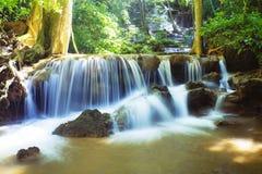 Pha Charoen Waterfall A Stock Photo