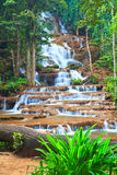 Pha Charoen waterfall, Thailand Royalty Free Stock Photography