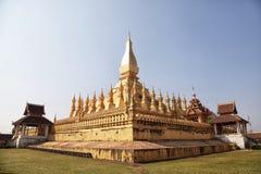 Pha che Luang Fotografie Stock
