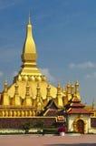 Pha che Luang fotografie stock libere da diritti