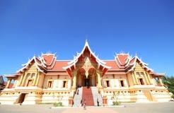 Pha che Luang, Vientiane Laos Fotografia Stock Libera da Diritti