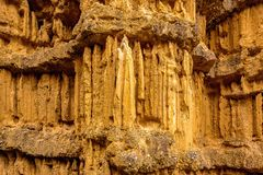 Pha Cho, Pha Cho è alte scogliere del canyon del suolo ai parchi di Mae Wang National in Chiang Mai, Tailandia La Tailandia di st Immagini Stock