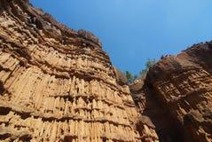 Pha Chor Grand Canyon Chiang Mai Royalty Free Stock Images