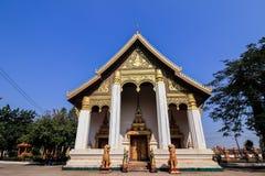 Pha das Luang-Monument, Vientiane Stockbilder
