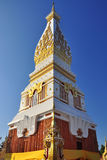 Pha die de tempel van Pha Nom Royalty-vrije Stock Fotografie