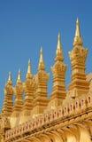 Pha die details Luang Royalty-vrije Stock Foto's